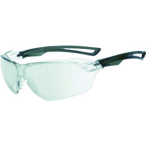TRUSCO(トラスコ) 二眼型安全メガネ(スポーツタイプ)レンズシルバー