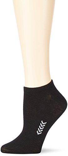 Hummel Uni Ankle Smu Socken Socken ANKLE Socks SMU, Black/White, 12 (41 - 45) (Herstellergröße: 12 (41 - 45))