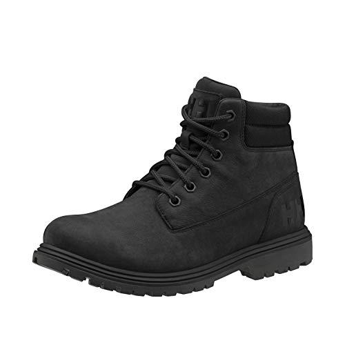 Helly-Hansen Mens Fremont Waterproof Winter Boot, 990 Black/Black Gum, 9.5