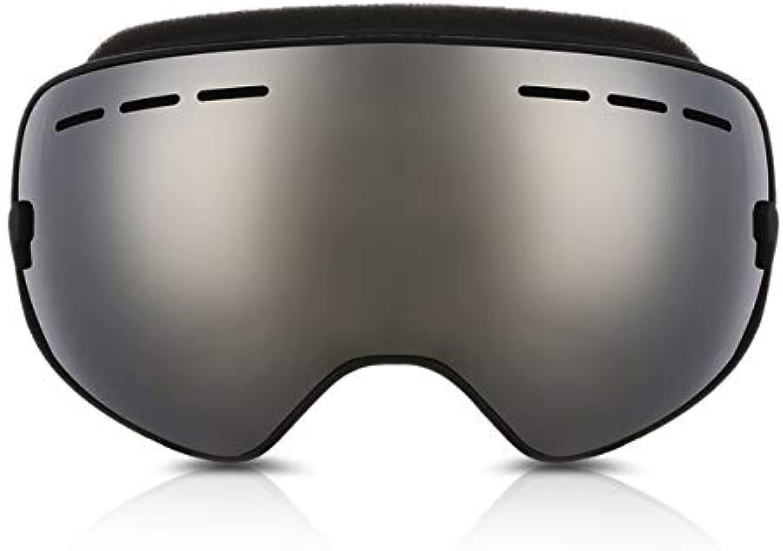KAIJIN Skibrille Doppels chten Brillen Brillen Uv-Schutz Skimaske Brillen Skifahren männer Frauen Snowboardbrille Brillen Skifahren
