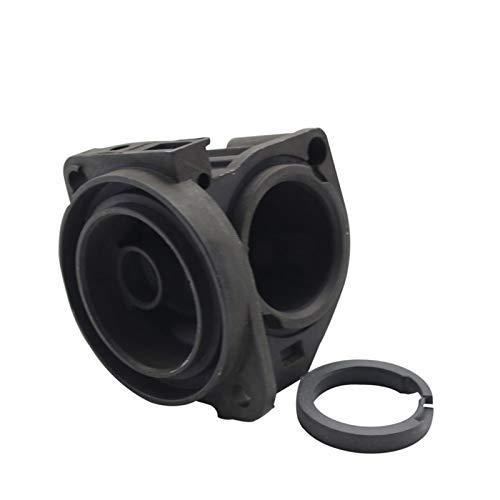 ZhengELE For Suspensión W220 W211 Audi A6 C5 A8 D3 Nueva Culata de Aros de pistón compresor de Aire de la Bomba 4Z7616007A 4E0616007D 2113200304 (Color : Cylinder Head Ring)