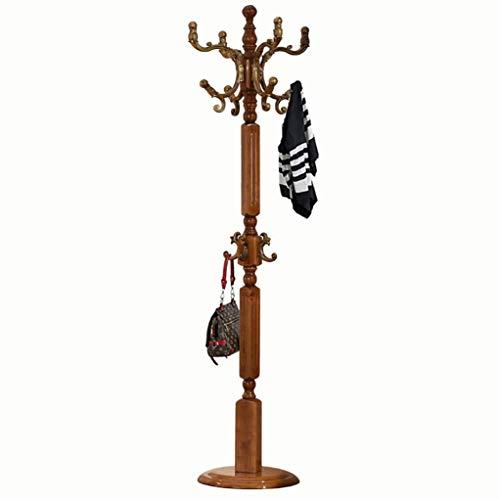 YASE-king Perchero de pie Coat Rack Bastidores, con Patas Hat Rack Perchero Perchero árbol de Navidad por Puerta de Entrada Granja Oficina ect