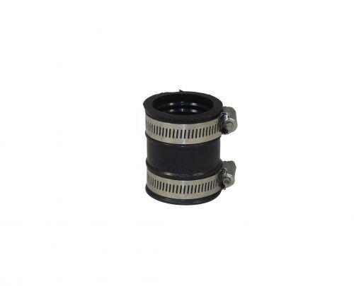 Flexibler Rohrverbinder Flexfitting Muffe EPDM 75 mm