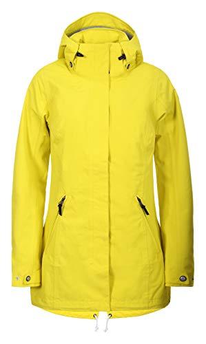 ICEPEAK Jacke für Damen EP Aberdeen, gelb, 44
