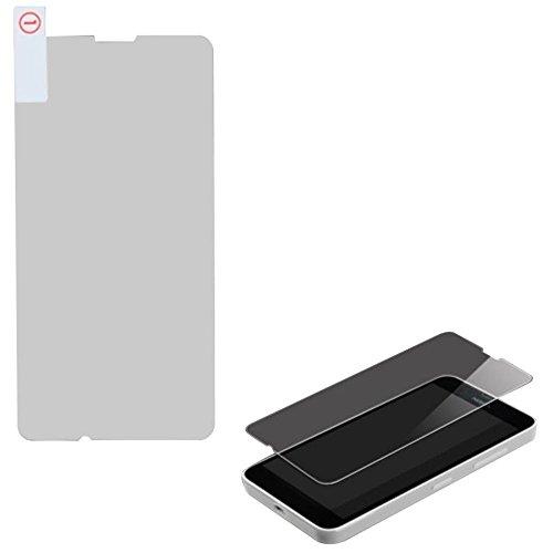 MyBat Bildschirmschutzfolie aus Hartglas für Nokia Lumia 630, Einzelhandelsverpackung
