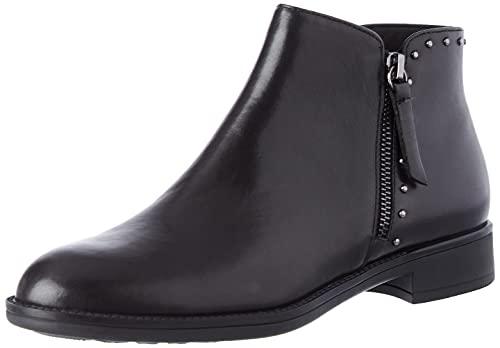Geox Woman D JAYLON 2 A ANKLE BOOTS BLACK_37 EU