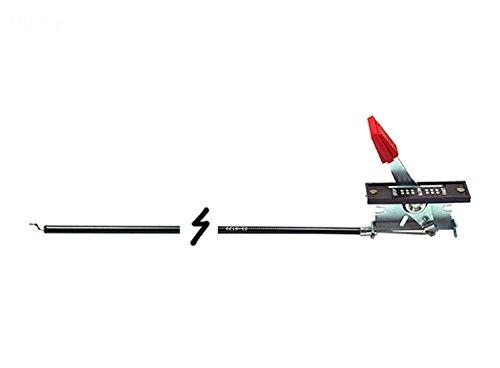 Mr Mower Parts Throttle Cable Ariens 06903200, 39032, 69032 Fits Ariens Snowblower