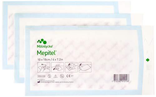 Mepitel Mepitel 10Cmx18Cm 3 U 50 g
