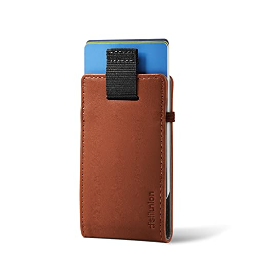 Best Wallets for Men: Distil Union Wally Micro Wallet