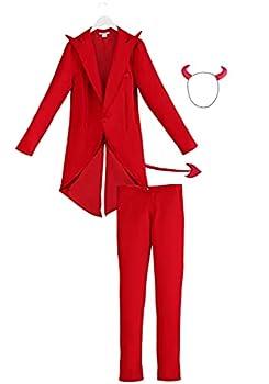 Best red devil costume Reviews
