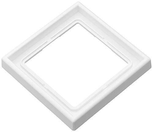 Jung LS 981WW - Marco 1 elemento, blanco alpino