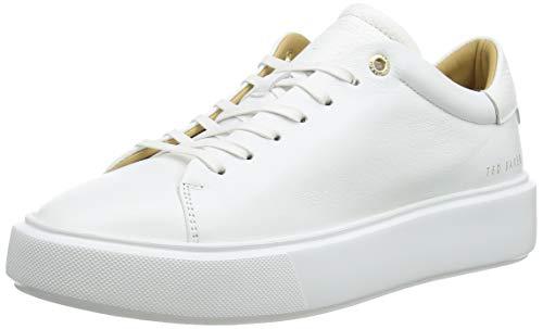 Ted Baker Damen Yinka Sneaker, Weiss, 39 EU