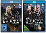 Die Brücke - Transit in den Tod: Staffel 1+2 [Blu-ray]