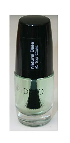 Artdeco Natural Base & Top Coat Nail Lacquer Farbe: Transparent Inhalt: 6ml Nagellack