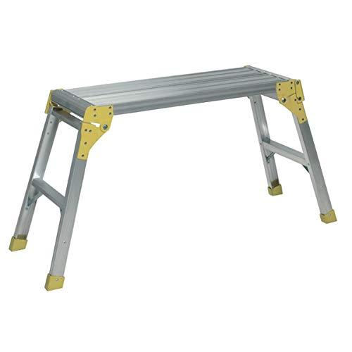 Preisvergleich Produktbild ProDec Aluminium Workstand 800mm Platform Length - Workstand EU / UK