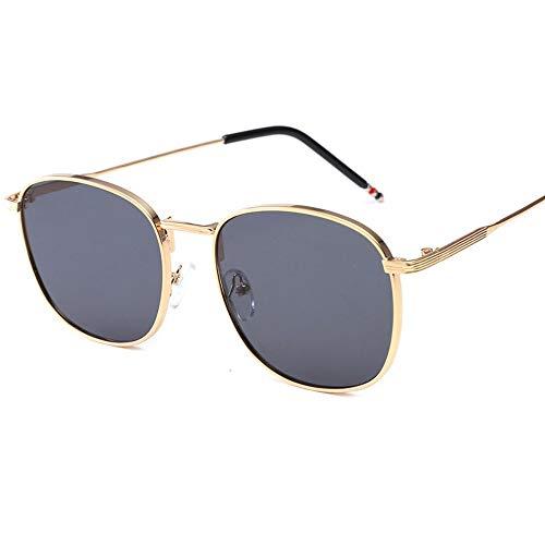 parzinkk Gafas De Sol Gafas De Sol Retro Cara Redonda Para Mujer Tendencia Personalidad Con Ropa Protección Uv A31