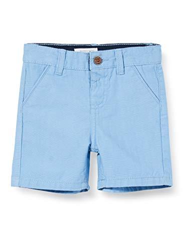 ZIPPY Short Chino SS20 Pantalones Cortos, Blue, 12/18M Bebé-Niños