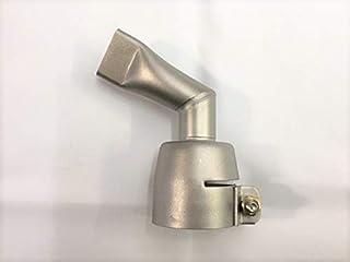ライスター純正品 右手用 20mm平型ノズル60度曲がり トリアック用 品番107.125 新品 送料無料 熱風機 溶接機
