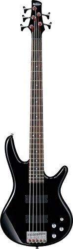 Ibanez GSR205-BK bajo eléctrico de 5 cuerdas, Negro