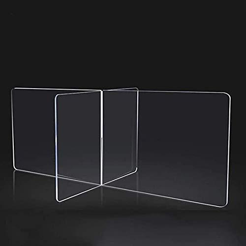 MANG Spuckschutz Schutzwand Plexiglas...
