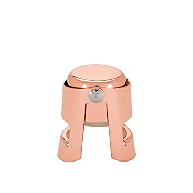 Twine Old Kentucky Home Champagne Stopper, Copper