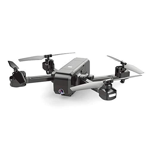 Drone GPS FPV RC con videocamera Live Video e GPS Return Home Quadcopter con videocamera WIFI grandangolare regolabile Follow Me, Altitude Hold, Atterraggio con un clic, Ideale per principianti e ba