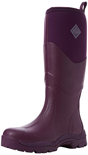 Muck Boots Damen Greta II Max Gummistiefel, Purple Shadow Purple, 42 EU