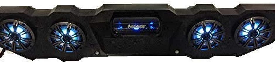 SD PIONEER1KRGB - Pioneer 1000 Stereo Radio System BT UTV Side by Side Color Changing Lights