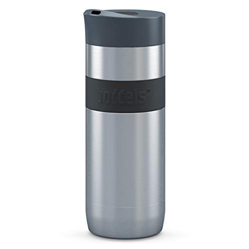 boddels Vaso térmico KOFFJE 370 ml - Tu Vaso térmico to go (Azul Oscuro)