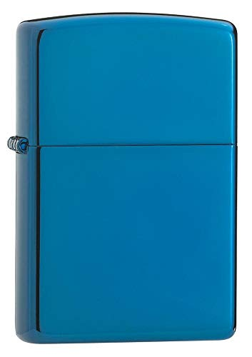 Zippo Classic High Polish Blue Pocket Lighter
