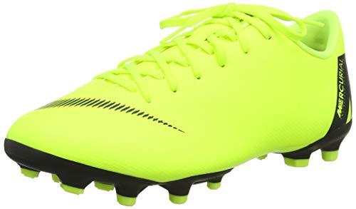 Nike Unisex-Kinder Jr Vapor 12 Academy Gs Mg Fußballschuhe, Grün (Volt/Black 701), 36 EU