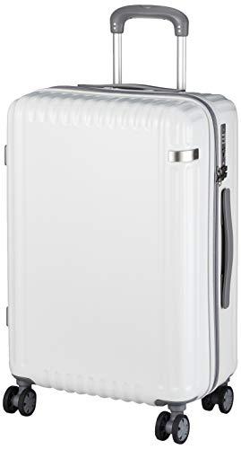 [エース トーキョー] スーツケース パリセイド2-Z ケースカバー付 45L 3.4kg ホワイトカーボン