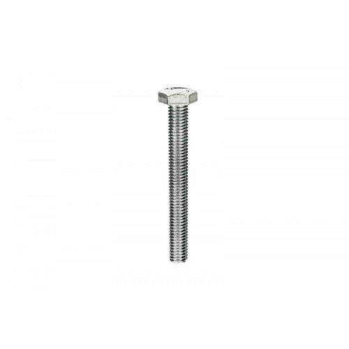 Masidef : Member of the Würth Group IN00138 20 vis tête hexagonale inox pour métal M4 x 20 mm