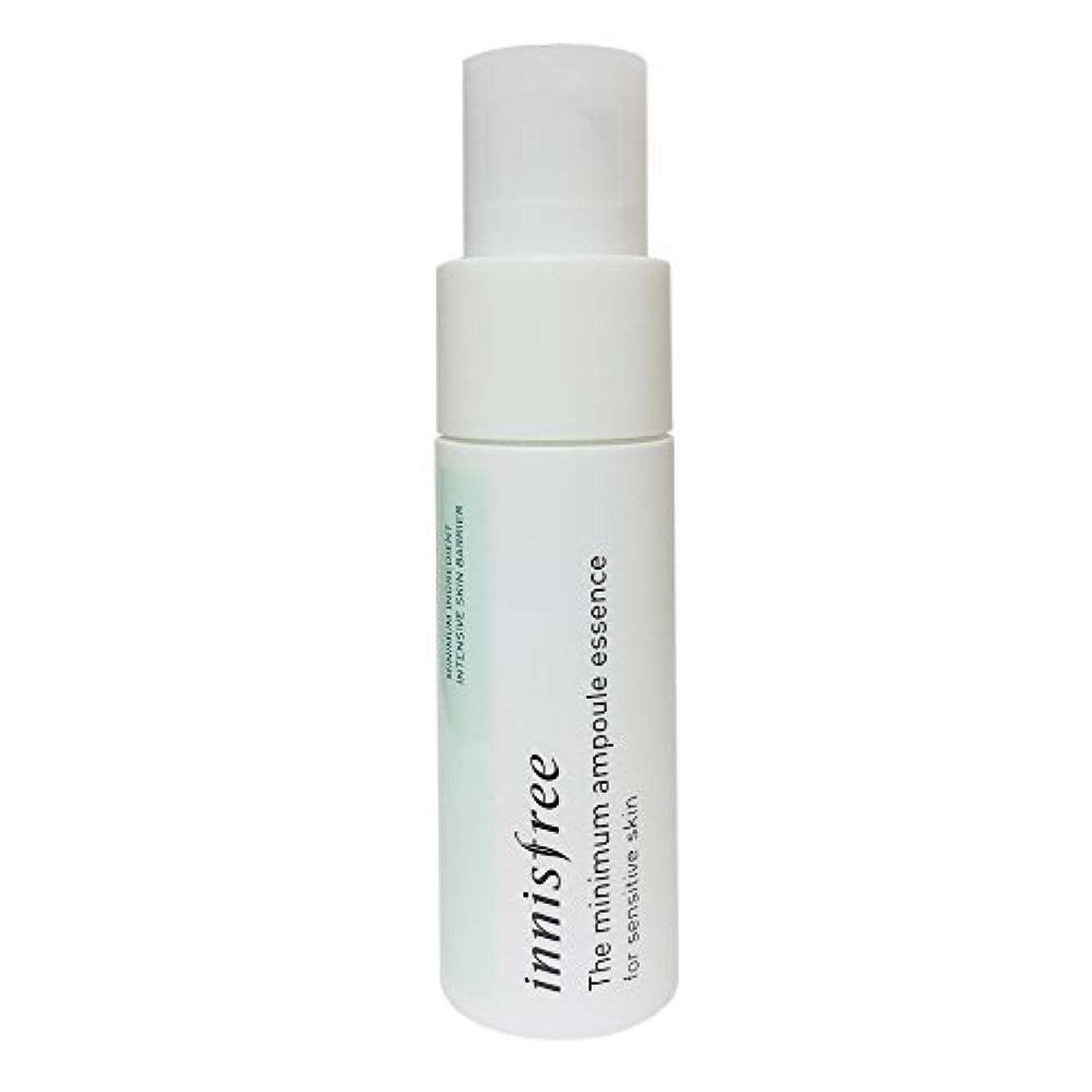 ミント根絶する膨らませるイニスフリー Innisfree ザミニマム アンプル エッセンス敏感肌用(30ml) Innisfree The Minimum Ampoule Essence For Sensitive Skin(30ml) [海外直送品]