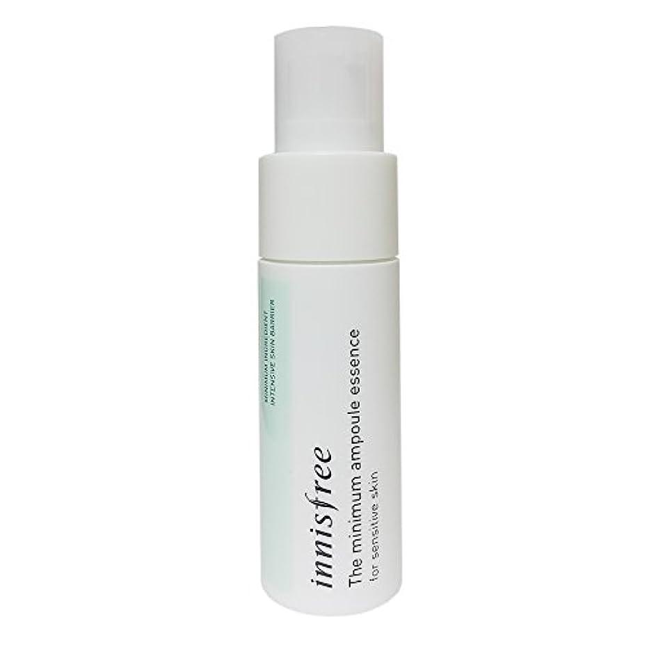 とんでもない私の増幅器イニスフリー Innisfree ザミニマム アンプル エッセンス敏感肌用(30ml) Innisfree The Minimum Ampoule Essence For Sensitive Skin(30ml) [海外直送品]