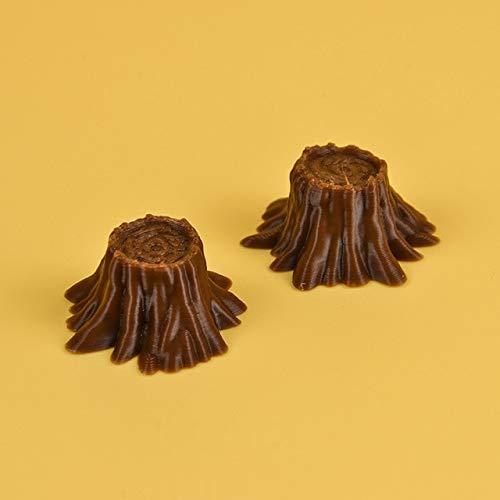 GLOOMHAVEN TRPG miniatuur bordspel 3D zilver goud token scène gereedschap Gras houten stapel nest val modellen figuren accessoires, 3st houten stapels