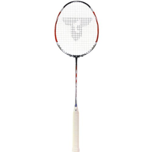 Talbot Torro Badminton-Schläger ISOFORCE 911, DarkRed-White-Black, 69 x 29 x 3 cm