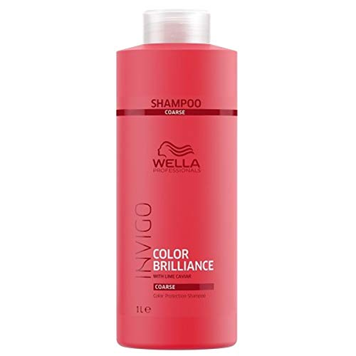 Wella, Invigo Champú Color, Cabello Grueso, 1000 ml