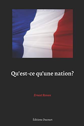 Qu'est-ce qu'une nation? (Black edition)