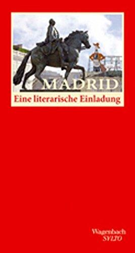 Madrid. Eine literarische Einladung (SALTO)