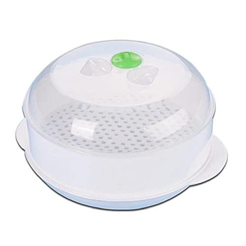 Microwave Small with Removable Basket