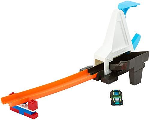 Hot Wheels - Lanzador Veloz, Pista de Coches de Juguete (Mattel DWW94)