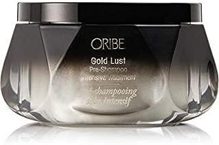NIB Gold Lust Pre-Shampoo Intensive Treatment, 120ml + Free Sample Gift!