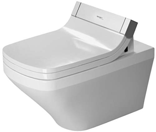 Duravit Tiefspül Wand-WC DuraStyle rimless Spülrandlos für SensoWash Dusch WC-Sitze