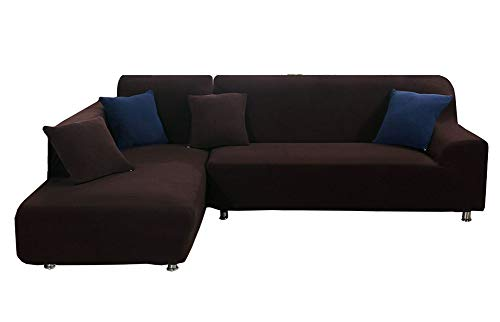 WOMACO Sectional L Shape Couch Slipcover