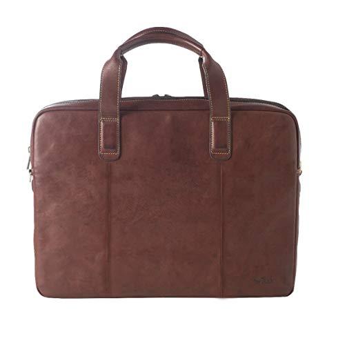 2 Fach Laptop Tasche, 2018 Spezial, Tony Perotti, TE/LT/6088-40