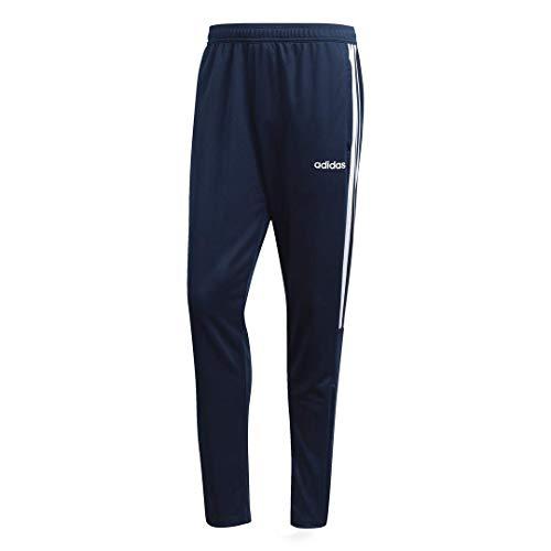 adidas Men's Sereno 19 Training Pants,Collegiate Navy/White,Small