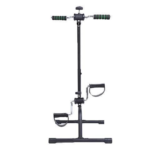 ZHANGLE Vertikale Kletterpedalmaschine Multifunktions-Step-Heimtrainer, ideal für Intervalltraining mit hoher Intensität in Innenräumen