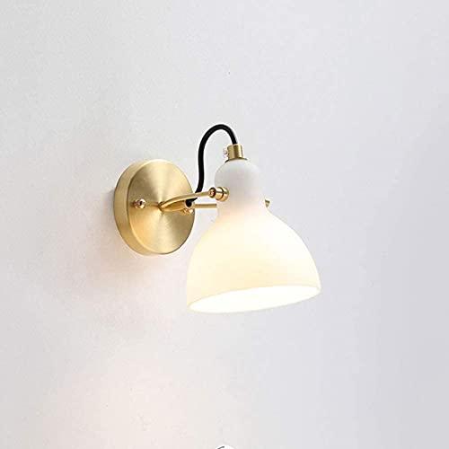 dh-2 Aplique de Pared Vintage Cúpula Negra Lámpara de Accesorio Industrial con Soporte de lámpara Ajustable Use GU10 Lámpara de Pared de decoración Retro Interior