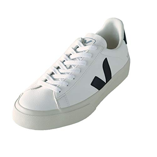 Sneakers Campo Bianco Nero - 40